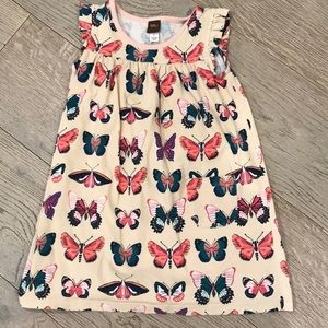 Tea Collection Butterfly dress in size 4